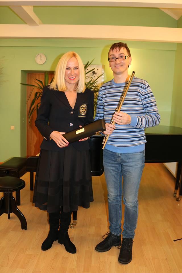 Riga Ridzene Rotary club